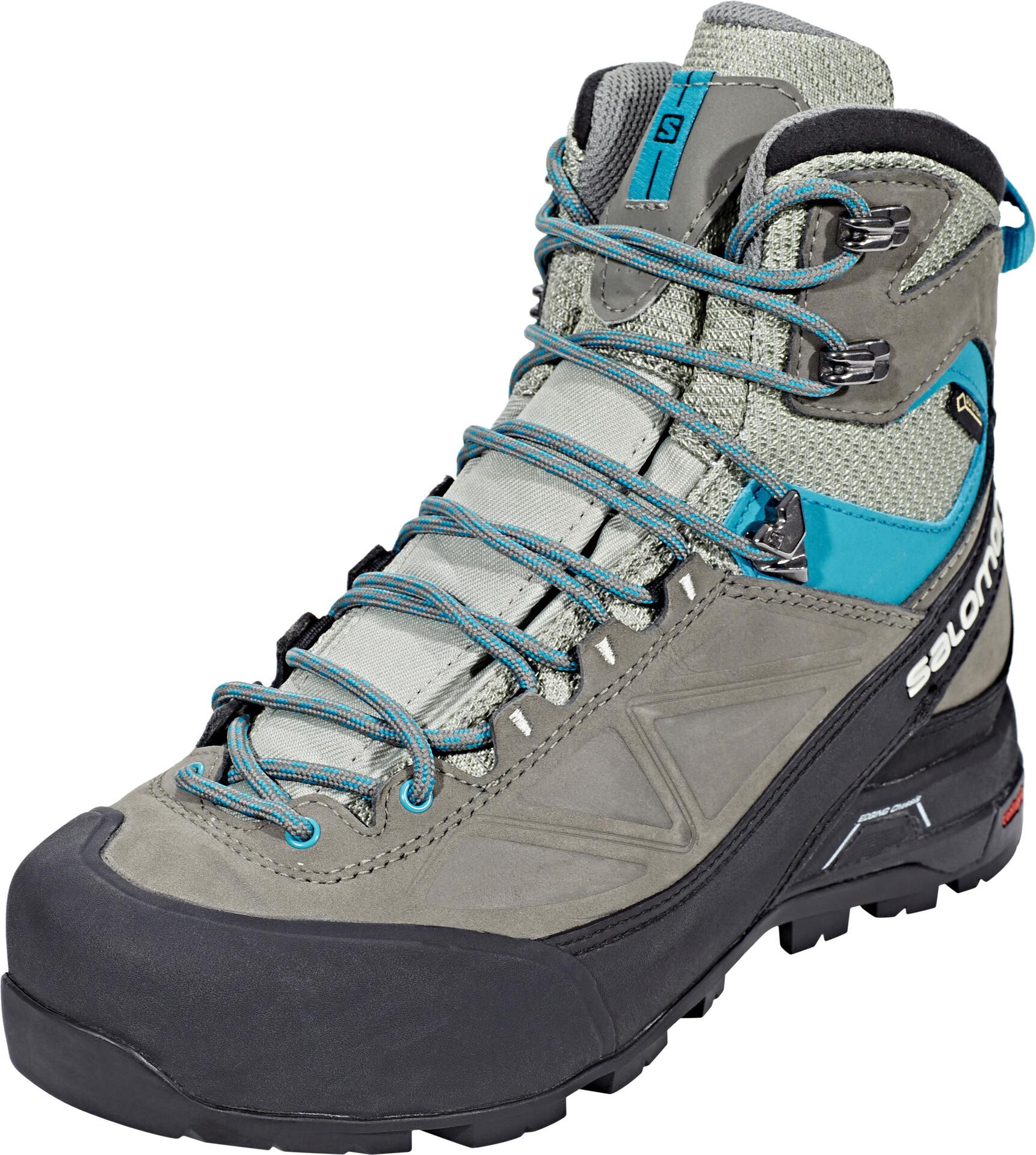 Mountain Alp Salomon Chaussures Campz Sur Gris Femme X Gtx qawwxg6U